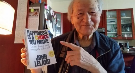 Central Westchester Geriatric Committee Hosts Author John Leland at The Ambassador of Scarsdale