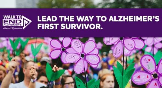 Lead the way to Alzheimer's first survivor
