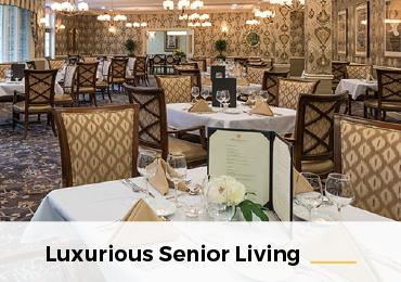 Luxurious Senior Living